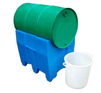Imagen de Soporte 1 Bidon de 200 litros Ref.SBS